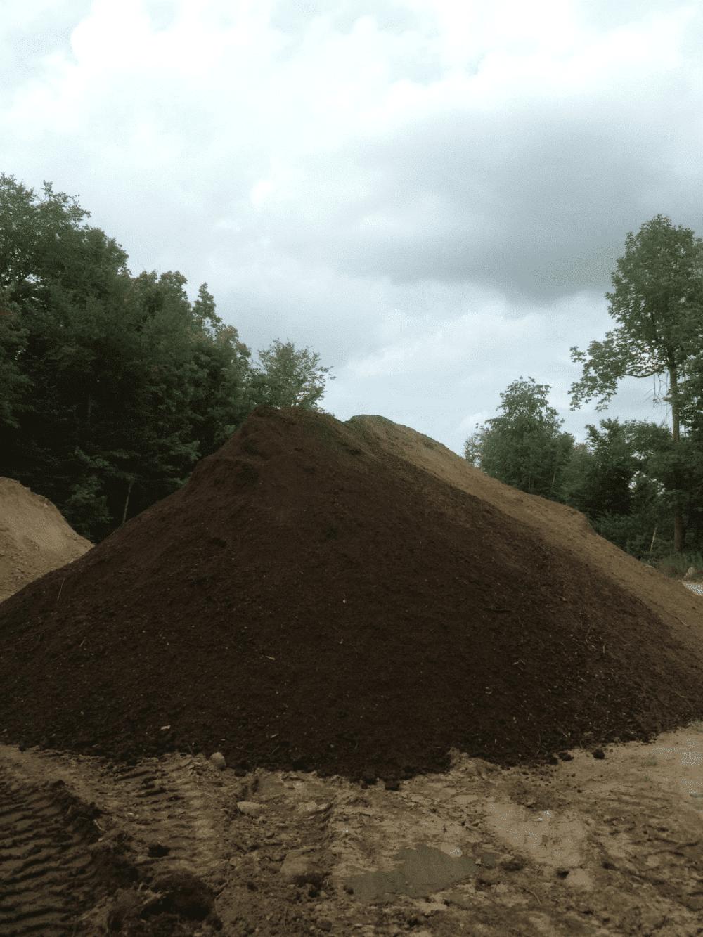 more topsoil